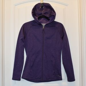 Cloudveil Ladies Hoodie Purple Small